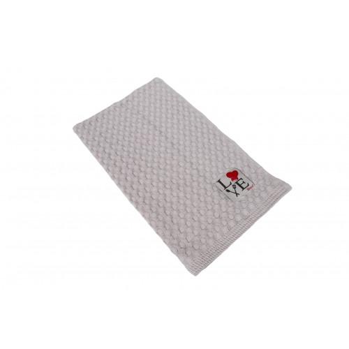 DIMcol ΠΟΤΗΡΟΠΑΝΑ  Cotton 100% 50Χ70 Kitchen 09 Grey 1232313106100972
