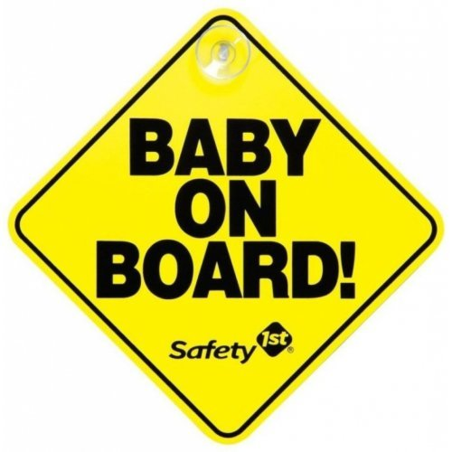 BABY ON BOARD ME BENTOYZA SAFETY U01-38000-76