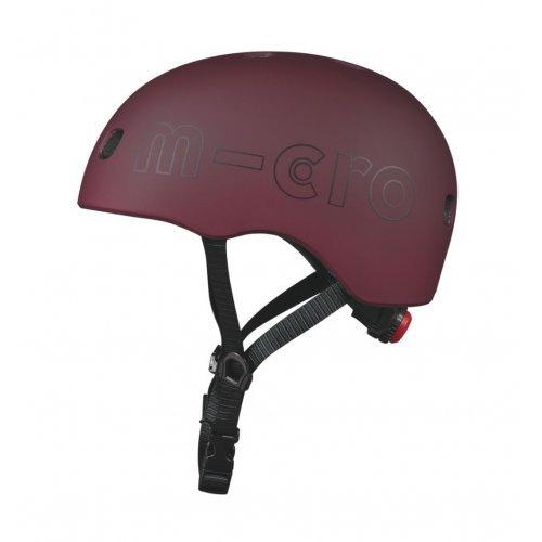 Κράνος Micro Σκούρο Κόκκινο - Medium (52 - 56cm) AC2129BX