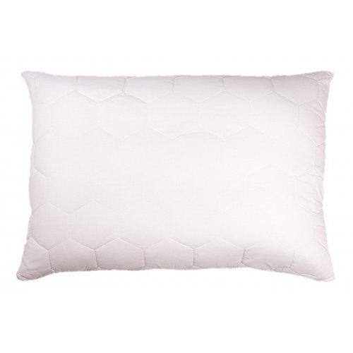 DIMcol ΜΑΞΙΛΑΡΟΘΗΚΗ ΕΝΗΛ Cotton 100% 45Χ65 ΚΑΠΙΤΟΝΕ  ΛΕΥΚΟ 1330812904400017