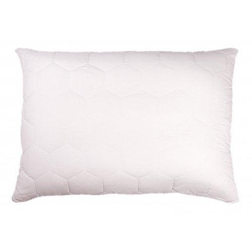 DIMcol ΜΑΞΙΛΑΡΟΘΗΚΗ ΕΝΗΛ Cotton 100% 50Χ70 ΚΑΠΙΤΟΝΕ  ΛΕΥΚΟ 1330813104400017