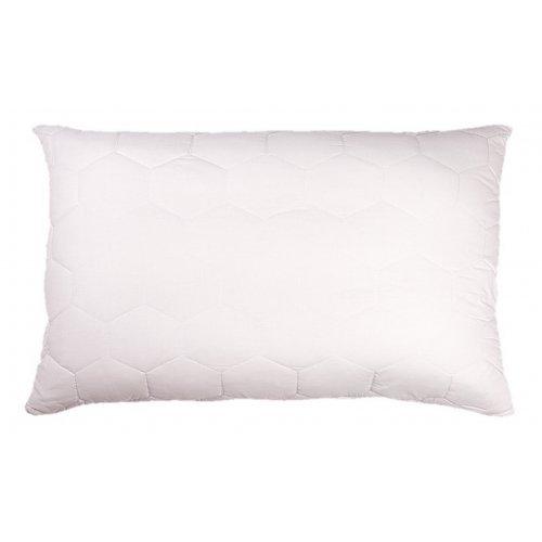 DIMcol ΜΑΞΙΛΑΡΟΘΗΚΗ ΕΝΗΛ Cotton 100% 50Χ80 ΚΑΠΙΤΟΝΕ  ΛΕΥΚΟ 1330813204400017