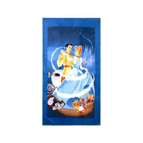 DIMcol ΠΕΤΣΕΤΑ ΘΑΛΑΣΣΗΣ ΒΕΛΟΥΤΕ ΠΑΙΔ Cotton 100% 70X140 Σταχτομπούτα 121 Digital Print 1423713582912199