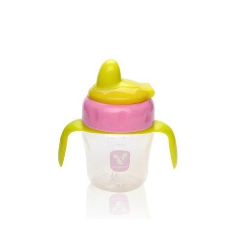 ΕΚΠΑΙΔΕΥΤΙΚΟ ΠΟΤΗΡΑΚΙ CANGAROO TRAINING CUP 150ML PINK 103017