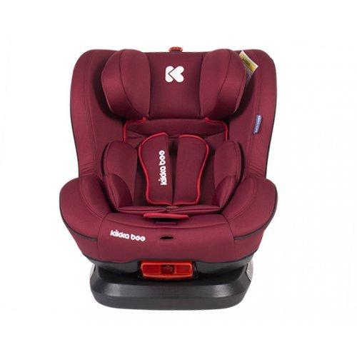 ΚΑΘΙΣΜΑ ΑΥΤΟΚΙΝΗΤΟΥ GROUP 0-1-2 (0-25kg) ISOFIX KIKKA BOO TWISTER RED 31002060013