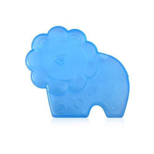 ΜΑΣΗΤΙΚΟ ΟΔΟΝΤΟΦΥΙΑΣ LION WATERFILLED TEETHER  1021073-BLUE