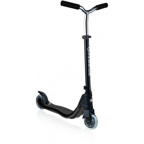 Παιδικό Πατίνι Globber Black Scooters Flow 125 - New 33 Tbar 470-120-2  - (ΔΩΡΟ AΞΙΑΣ €5 ΚΟΥΔΟΥΝΙ)