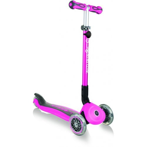 Globber Scooter Go-Up Deluxe Deep Pink 644-110 - (ΔΩΡΟ AΞΙΑΣ €5 ΚΟΥΔΟΥΝΙ)