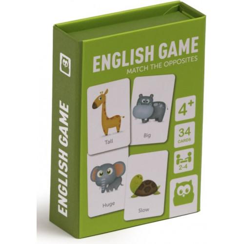 Eurekakids παιχνίδι με κάρτες English Game 68217025