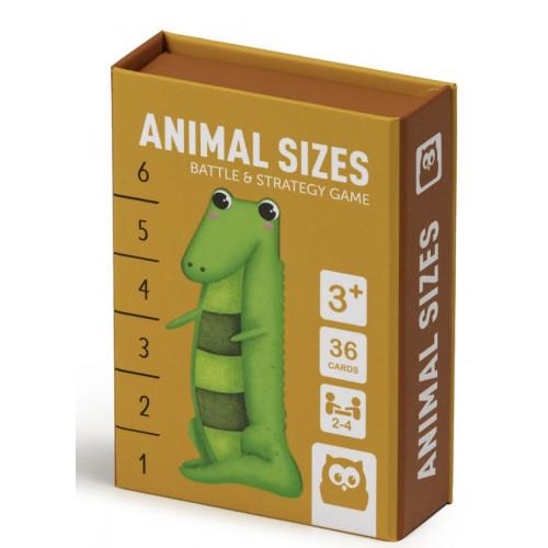Eurekakids παιχνίδι με κάρτες Animals Size 68217022