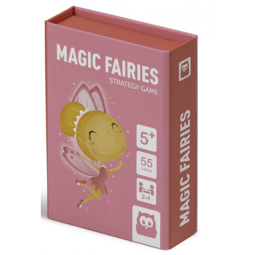 Eurekakids παιχνίδι με κάρτες Magic Fairies 68217024