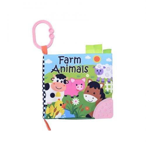 ΒΙΒΛΙΟ ΔΡΑΣΤΗΡΙΟΤΗΤΩΝ LORELLI FARM ANIMALS GREEN 10191310002