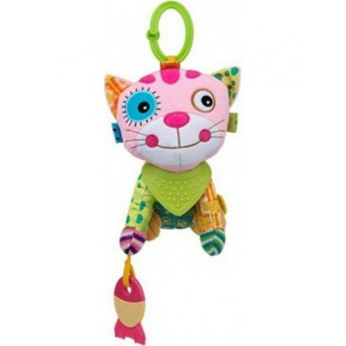 CANGAROO BALI BAZOO Μαλακό Παιχνίδι Γάτα Cat Caia 6925783820161