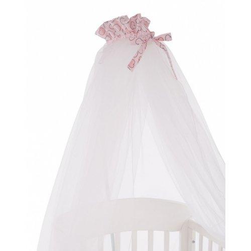 Κουνουπιέρα Kikka Boo-Mosquito net Pink Bunny 200/540 41140000003