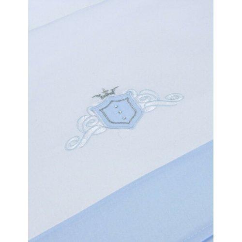 ΣΕΤ ΣΕΝΤΟΝΙΑ ΛΙΚΝΟΥ 3ΤΕΜ BABY OLIVER 75Χ100 ΜΕ SWAROVSKI SATIN CIEL 46-6704/381