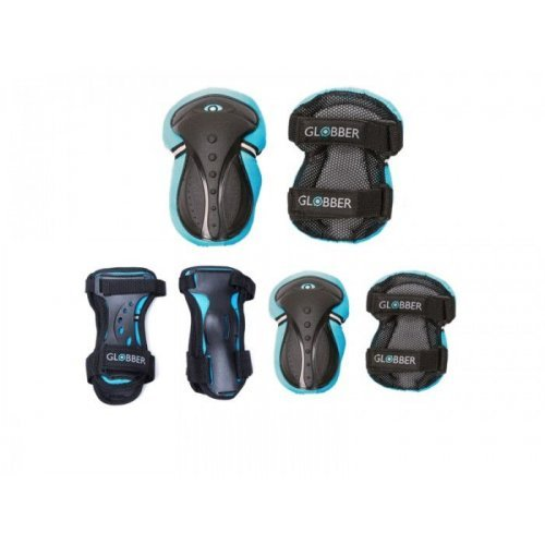 Σετ Παιδικά Προστατευτικά - Globber Protective Junior Set - Navy Blue 541-100