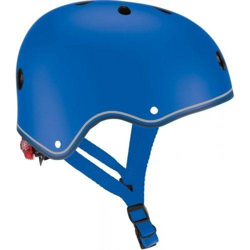 Globber Helmet 48-53cm Primo Lights - Navy Blue 505-100