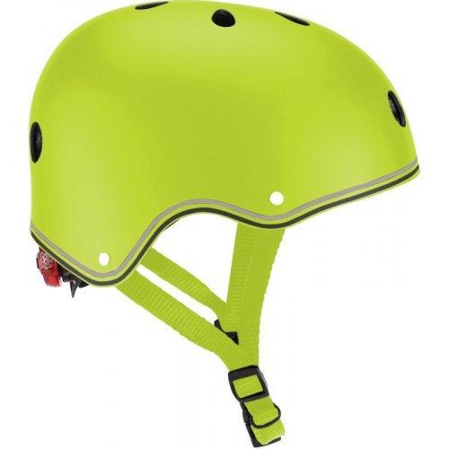 Globber Helmet 48-53cm Primo Lights - Lime Green 505-106