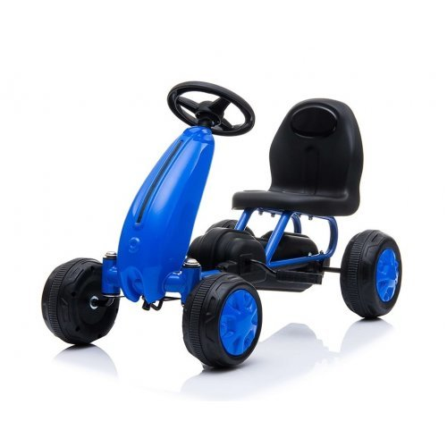 ΑΥΤΟΚΙΝΗΤΑΚΙ ΜΕ ΠΕΤΑΛΙΑ MONI CANGAROO BLAZE BLUE 3800146230210