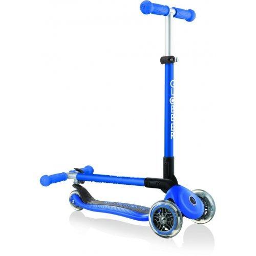GLOBBER SCOOTER PRIMO FOLDABLE NAVY BLUE 430-100-2 - (ΔΩΡΟ AΞΙΑΣ €5 ΚΟΥΔΟΥΝΙ)