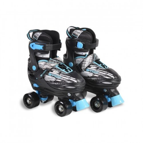 ΠΑΤΙΝΙΑ BYOX ROLLER SKATES 2IN1 DOUBLE M /34-37/ BLUE 3800146226510