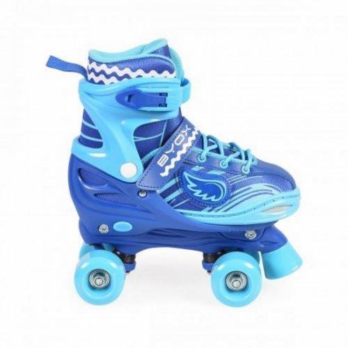 ΠΑΤΙΝΙΑ BYOX ROLLER SKATES FIREFLY BLUE L /38-41/ 3800146255398