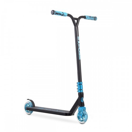 SCOOTER ΠΑΤΙΝΙ BYOX STUNT EXPOSE BLUE 3800146227173 - (ΔΩΡΟ AΞΙΑΣ €5 ΚΟΥΔΟΥΝΙ)