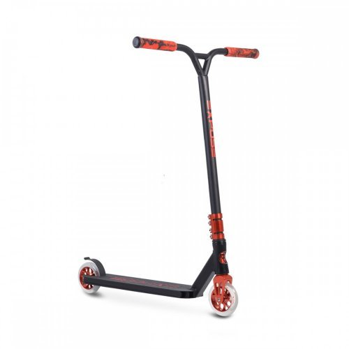 SCOOTER ΠΑΤΙΝΙ BYOX STUNT EXPOSE RED 3800146227180 - (ΔΩΡΟ AΞΙΑΣ €5 ΚΟΥΔΟΥΝΙ)