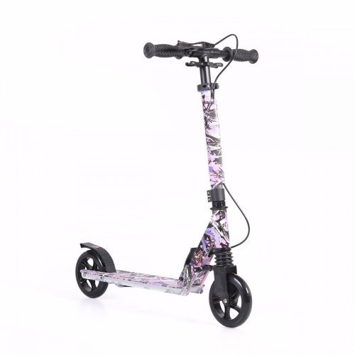 SCOOTER ΠΑΤΙΝΙ BYOX SNAZZY PINK 3800146227104 - (ΔΩΡΟ AΞΙΑΣ €5 ΚΟΥΔΟΥΝΙ)
