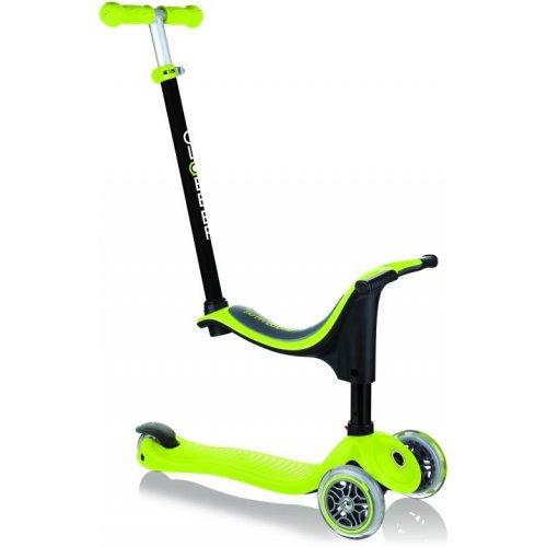 Παιδικό πατίνι Globber Go-Up Sporty Lime Green 451-106 - (ΔΩΡΟ AΞΙΑΣ €5 ΚΟΥΔΟΥΝΙ)