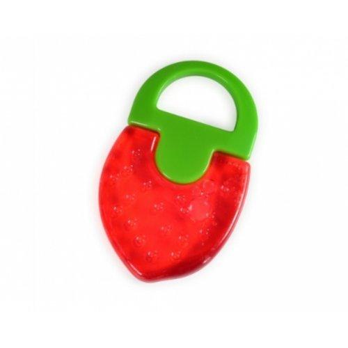 Μασητικό οδοντοφυΐας με νερό Strawberry Cangaroo 104535